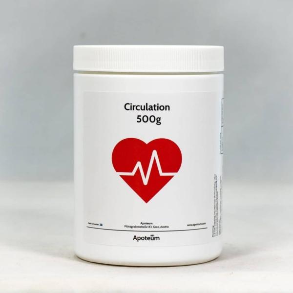 Cirkulationspulver (500 g)