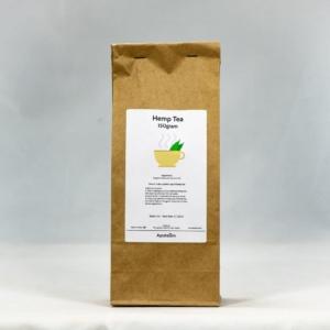 Ekologisk hamp-te (150 g)